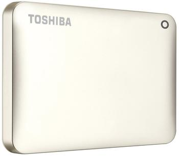 Toshiba Canvio Connect II 2TB USB 3.0 gold (HDTC820EC3CA)