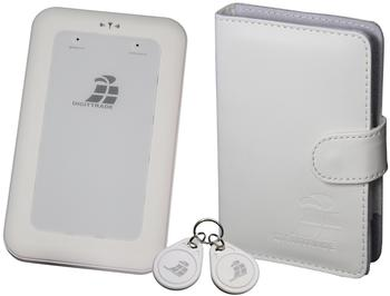 Digittrade RFID Security USB RS64 2TB weiß