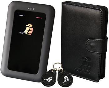 Digittrade RFID Security USB RS64 2TB schwarz