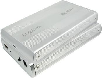 LogiLink 3,5 Zoll USB 2.0 schwarz (UA0082)