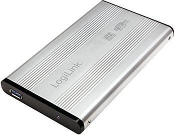 "LogiLink 2.5"" USB 3.0 silber (UA0106A)"
