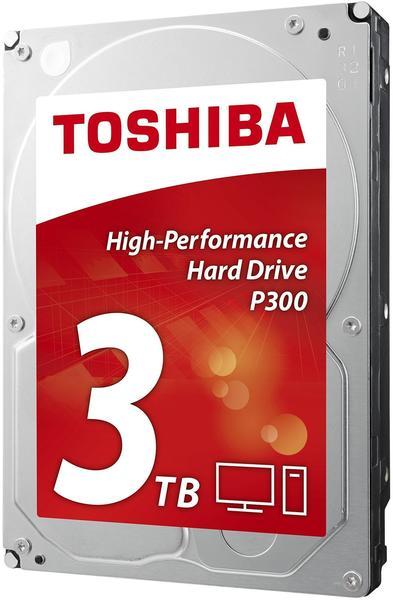 Toshiba P300 3TB Bulk (HDWD130UZSVA)