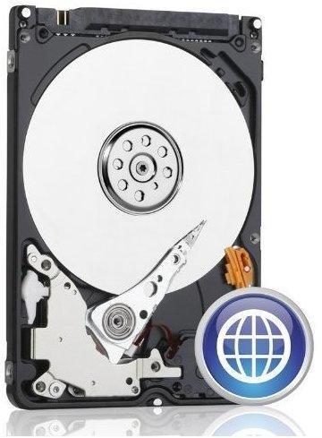 Western Digital WD1200BEVS Scorpio 120 GB