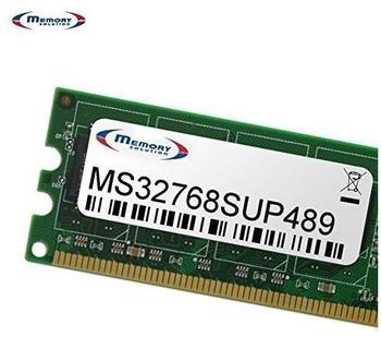 Memorysolution 32GB Supermicro X9DRT series, X9DRG series QR