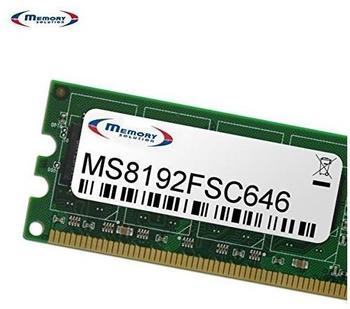 Memorysolution Memory - 8GB MS8192FSC646,