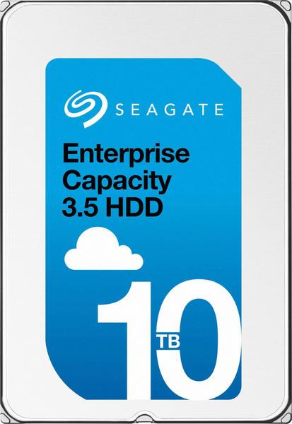 Seagate Enterprise Capacity 10TB SATA HE6 7200rpm