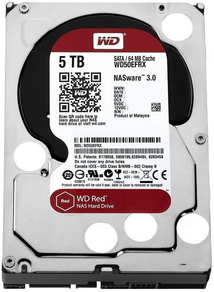 Western Digital WD Red Pro 5TB