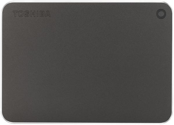Toshiba Canvio Premium 1TB dunkelgrau