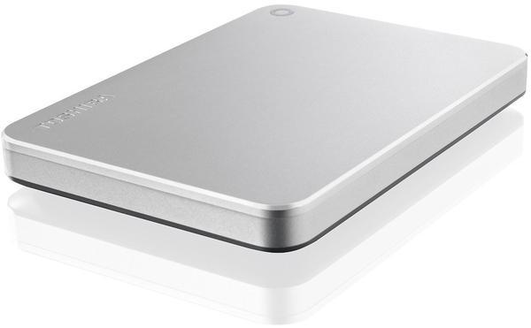 Toshiba Canvio Premium 1TB silber