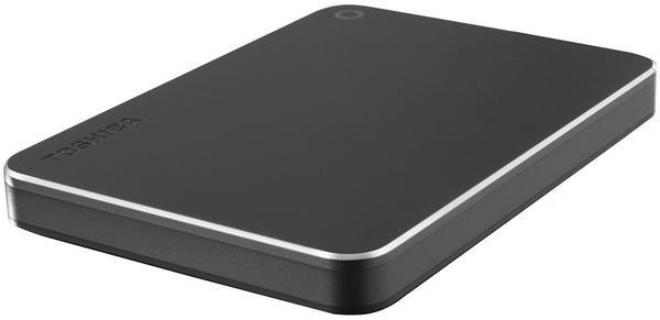 Toshiba Canvio Premium 2 TB dunkelgrau