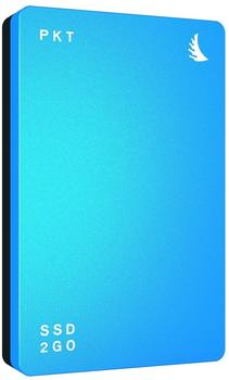 Angelbird SSD2go PKT 512 GB USB 3.1 blau (PKTU31-512BK)