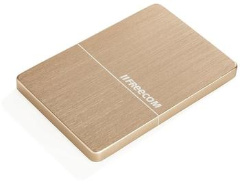 Freecom mHDD Slim 1 TB gold (56371)