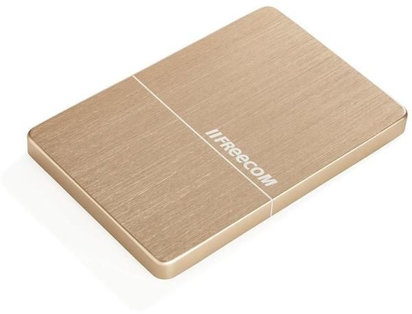 Freecom mHDD Slim 1 TB gold (56371)