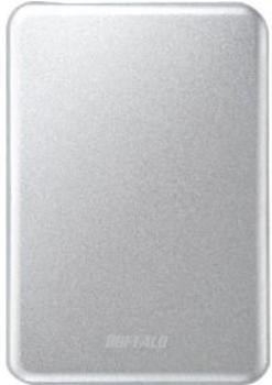 Buffalo MiniStation Slim 1TB silber