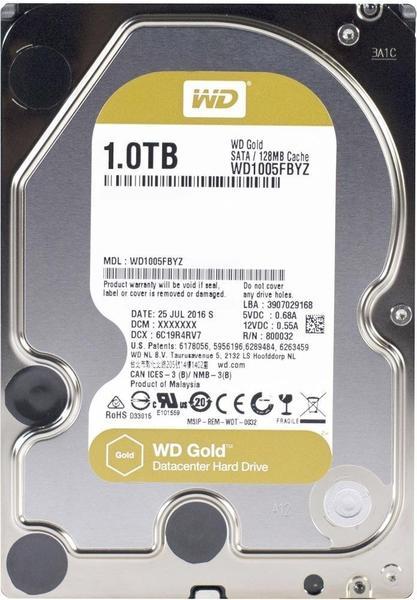 Western Digital Gold Datacenter 1TB (WD1005FBYZ)