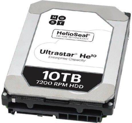 HGST Ultrastar He10 SATA 512e 10TB (HUH721010ALE604/F27454 )