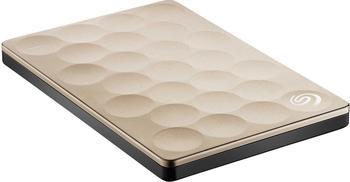 Seagate Backup Plus Ultra Slim STEH2000201 2 TB Gold