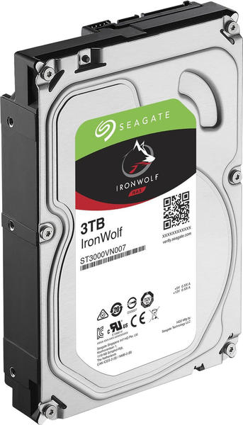 Seagate Iron Wolf NAS ST3000VN007 3 TB
