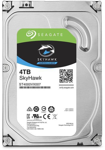 Seagate SkyHawk 4TB (ST4000VX007)