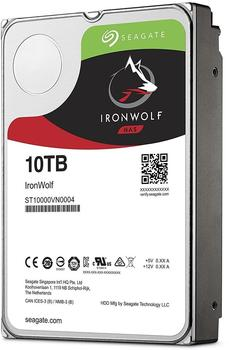 Seagate Iron Wolf NAS ST10000VN004 10 TB