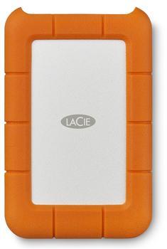 LaCie Rugged 1TB USB 3.0 silber/orange (STFR1000400)