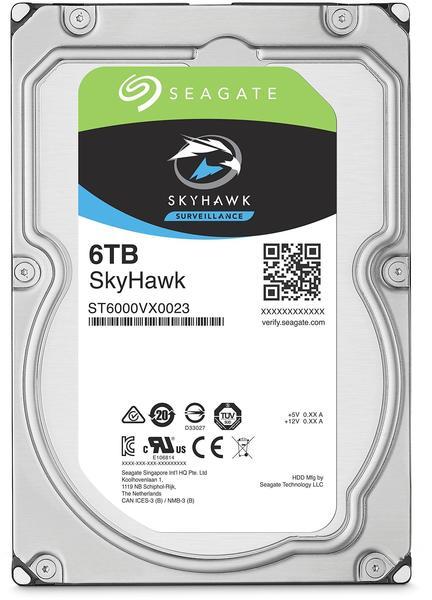 Seagate SkyHawk 6TB (ST6000VX0023)