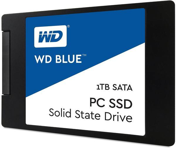 Western Digital Blue SSD 1TB SLC/TLC SATA 6Gb/s M.2 2280