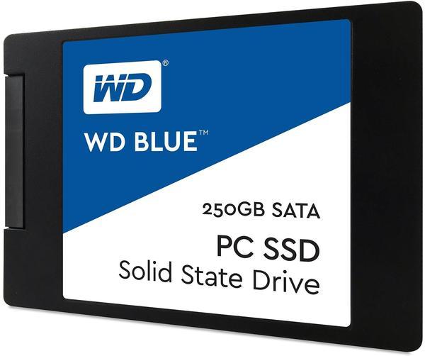 Western Digital WD Blue SSD 250GB SLC/TLC SATA 6Gb/s 2,5