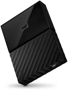Western Digital My Passport Portable 4TB USB 3.0 schwarz (WDBYFT0040BBK-WESN)