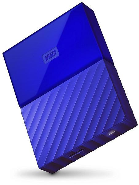 Western Digital My Passport Portable 2TB USB 3.0 blau (WDBYFT0020BBL-WESN)