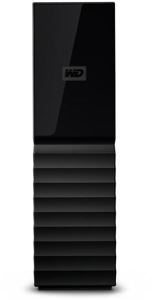Western Digital My Book USB 3.0 8TB (WDBBGB0080HBK)