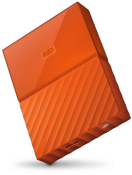 Western Digital My Passport Portable 2TB USB 3.0 orange (WDBYFT0020BOR-WESN)