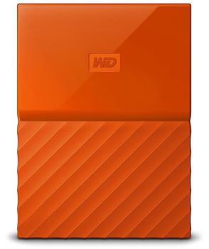 Western Digital My Passport Portable 1TB USB 3.0 orange (WDBYNN0010BOR-WESN)