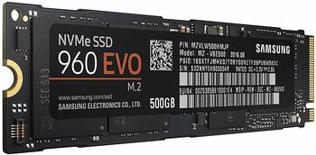 Samsung 960 Evo M.2 500GB (MZ-V6E500BW)