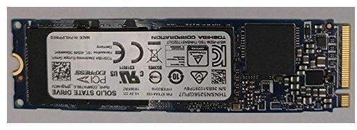 Toshiba XG3 M.2 SSD THNSN5256GPU7 256 GB