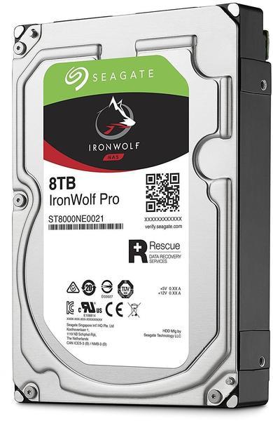 Seagate IronWolf Pro 8TB (ST8000NE0021)