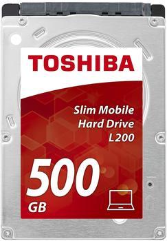 Toshiba L200 500GB Bulk (HDWK105UZSVA)