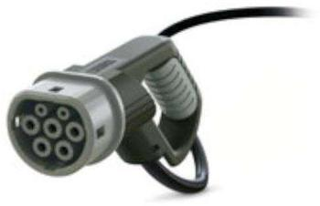 Phoenix Contact eMobility Ladekabel 1406525 [ Typ 2 - offenes Ende] 4.5 m