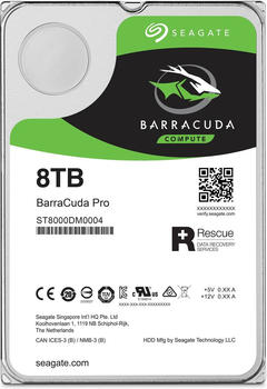 Seagate BarraCuda Pro 8TB (ST8000DM0004)