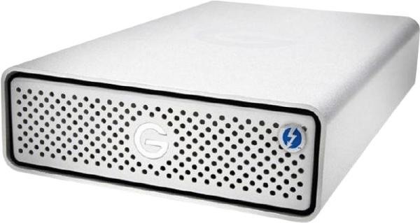 G-Technology G-Drive Thunderbolt 3 4TB
