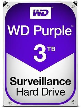 Western Digital Purple SATA 3TB (WD30PURZ)