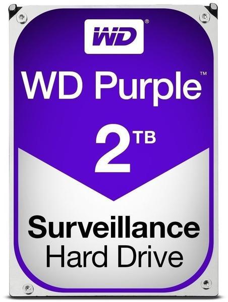 Western Digital Purple SATA 2TB (WD20PURZ)