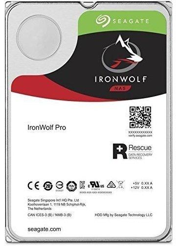 Seagate IronWolf Pro 8TB (ST8000NE0004)