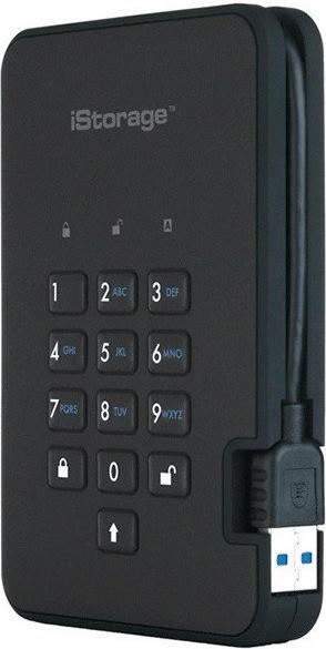 iStorage diskAshur2 500GB schwarz