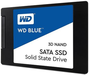 Western Digital Blue SSD 3D 500GB 2.5