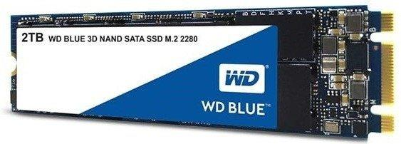 Western Digital Blue SSD 3D 500GB M.2
