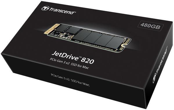 Transcend JetDrive 820 480GB