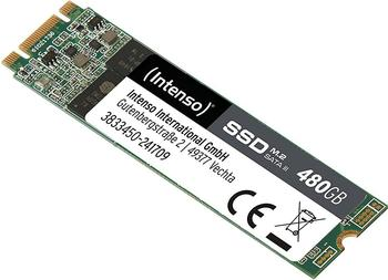 Intenso High Performance 480GB M.2