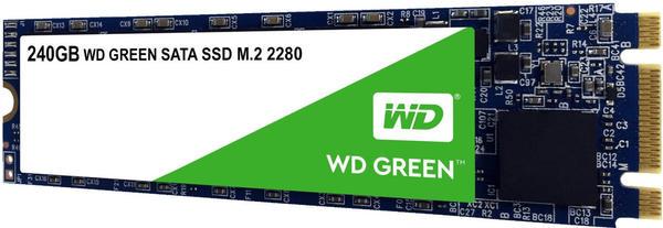 Western Digital Green SSD 240GB M.2 (WDS240G2G0B)