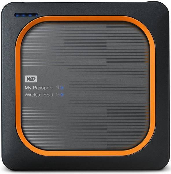 Western Digital My Passport Wireless SSD